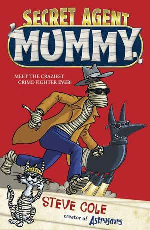 Special Agent Mummy