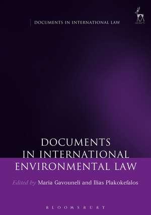 Documents in International Environmental Law imagine