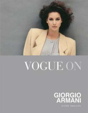 Vogue on Giorgio Armani