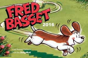 Fred Basset Yearbook 2016