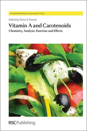 Vitamin A and Carotenoids