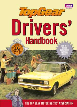 Top Gear Drivers' Handbook imagine