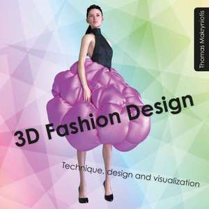 3D Fashion Design de Thomas Makryniotis