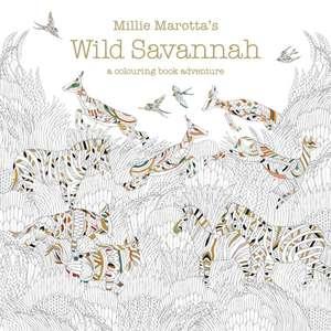 Millie Marotta's Wild Savannah de Millie Marotta