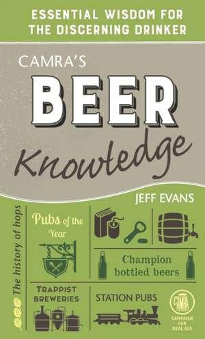 Camra's Beer Knowledge