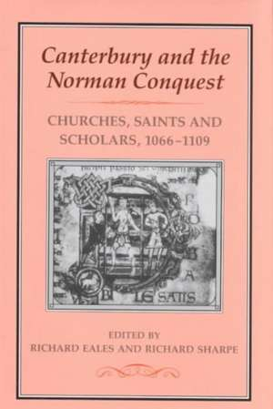 Canterbury and the Norman Conquest