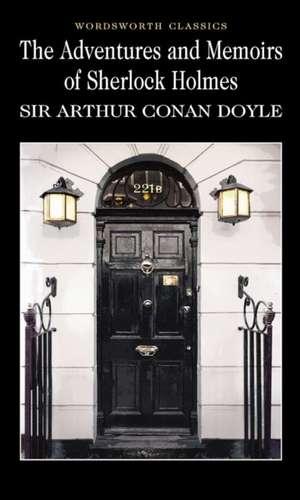 The Adventures & Memoirs of Sherlock Holmes de Arthur Conan Doyle