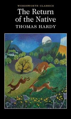 Return of the Native de Thomas Hardy