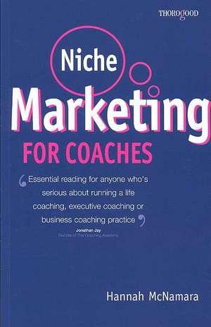 Niche Marketing for Coaches imagine