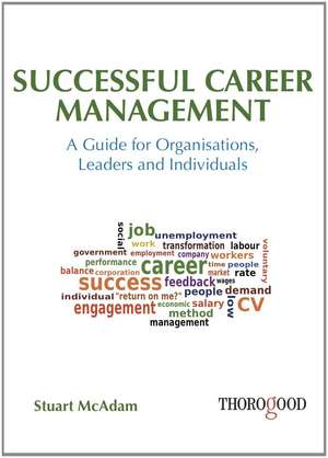 Successful Career Management de Stuart McAdam