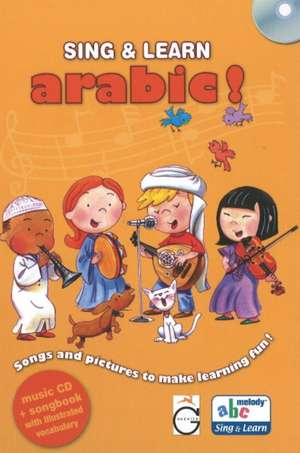 Sing & Learn Arabic!