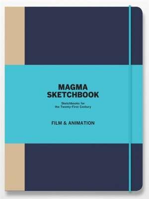 Magma Sketchbook de Magma