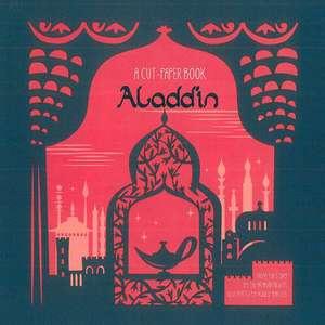 Aladdin a Cut-Paper Book