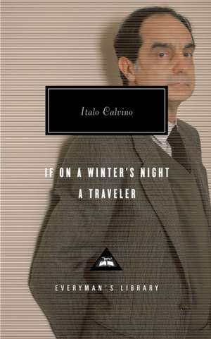 If On A Winter's Night A Traveller de Italo Calvino