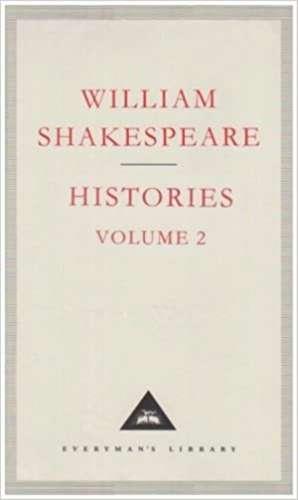 Shakespeare, W: Histories Volume 2 imagine