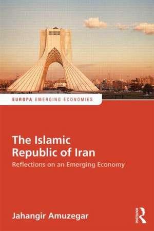 The Islamic Republic of Iran de Jahangir (International Economic Consultant) Amuzegar