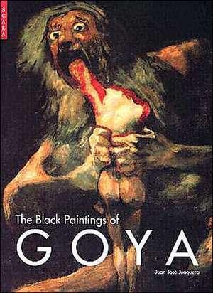 Black Paintings of Goya