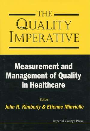 Quality Imperative, The