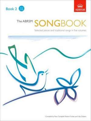 The ABRSM Songbook, Book 2: Selected pieces and traditional songs in five volumes