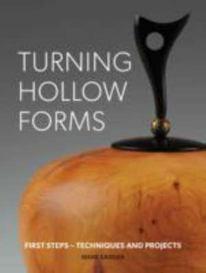 Turning hollow forms de Becky Drinan