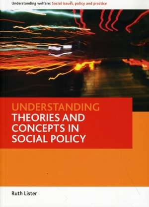 Understanding theories and concepts in social policy imagine