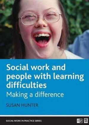 Social Work with People with Learning Difficulties imagine