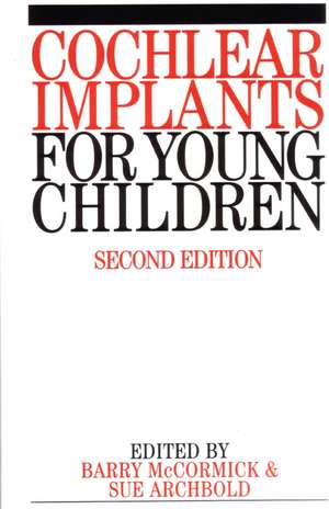 Cochlear Implants For Young Children