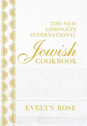 The New Complete International Jewish Cookbook imagine