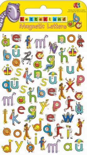 Wendon, L: New Magnetic Letters imagine