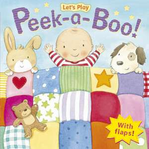Let's Play Peek-a-boo!