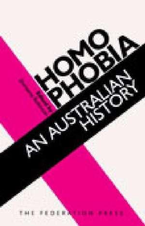 Homophobia de Shirleene Robinson