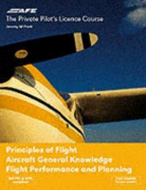 The Private Pilot's Licence Course de Jeremy M. Pratt