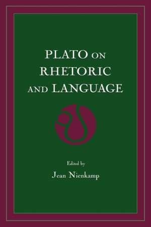 Plato on Rhetoric and Language