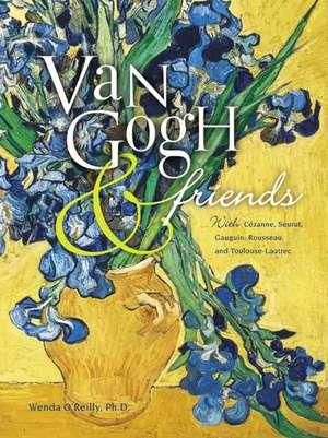Van Gogh & Friends Art Book