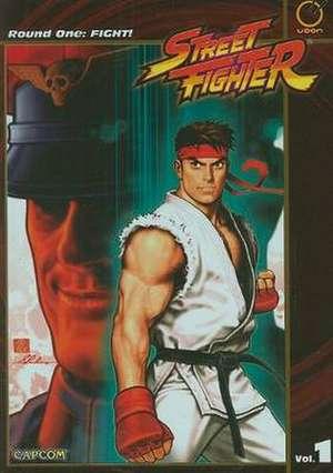 Street Fighter Volume 1: Round One - FIGHT! de Ken Siu-Chong
