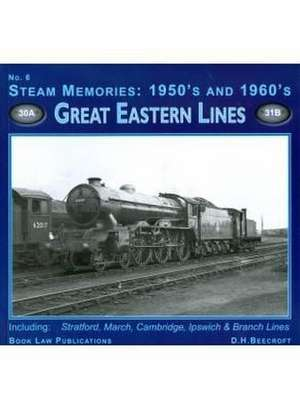 Steam Memories 1950s-1960s