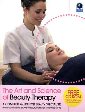 The Art and Science of Beauty Therapy imagine
