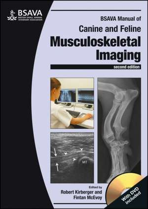 BSAVA Manual of Canine and Feline Musculoskeletal Imaging imagine