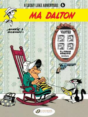 Lucky Luke Vol.6: Ma Dalton