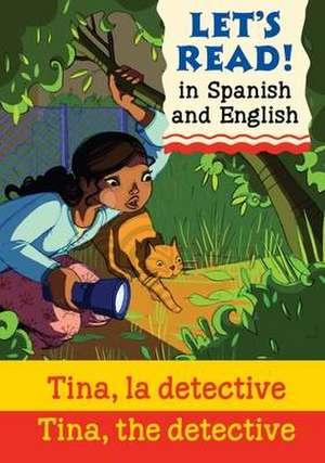 Tina, the Detective de Jenny Vincent