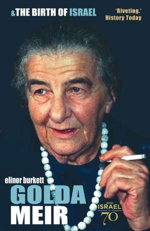 Burkett, E: Golda Meir de Elinor Burkett