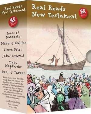 Moore, A: New Testament Boxed Set