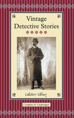 Vintage Detective Stories de David Stuart Davies