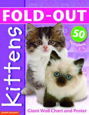 Fold Out Kittens