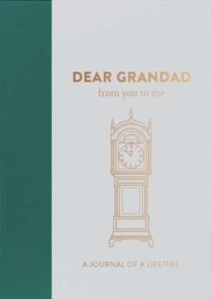Dear Grandad, from you to me de from you to me ltd