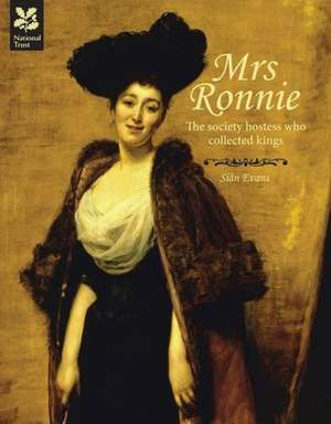 Mrs Ronnie of Polesden Lacy:  A History of Cooking & Eating de Sian Evans