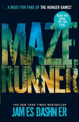The Maze Runner 1 de James Dashner