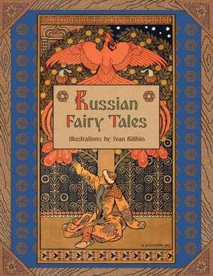 Russian Fairy Tales (Illustrated) imagine