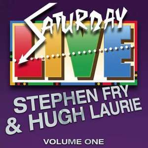 Fry, S: Saturday Live : Featuring Stephen Fry and Hugh Lauri de Hugh Laurie