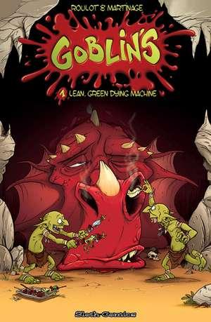 Goblins: 1: Lean, Mean, Dying Machines! de  Roulot